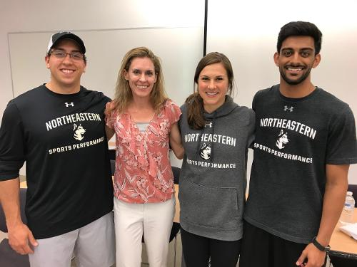 Boston Postural Respiration Course at Northeastern University Postural Restoration Institute